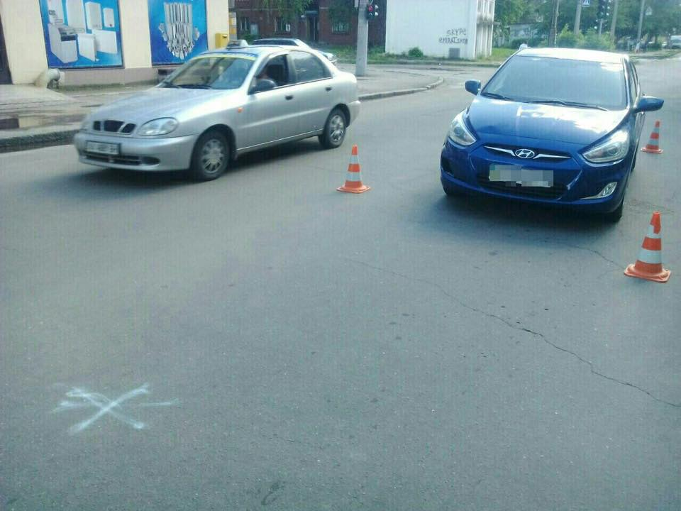 Харьковчанин ослеп прямо за рулем авто