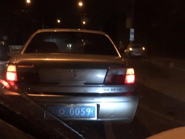 Харьковского хулигана жестоко наказали правоохранители (ФОТО, ВИДЕО)