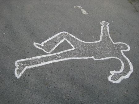 ЧП в элитном районе: из окна выпал человек (ФОТО)