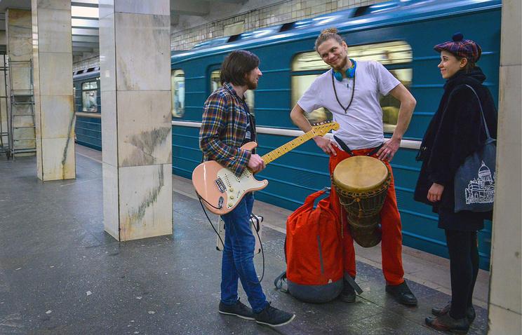 В Харькове узаконят попрошаек в метро