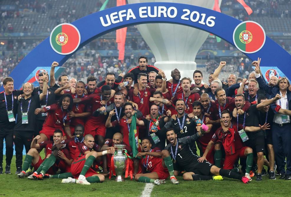 Футбольная Европа получила нового чемпиона (ФОТО)