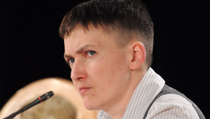 Выяснилось, кем должна стать Надежда Савченко