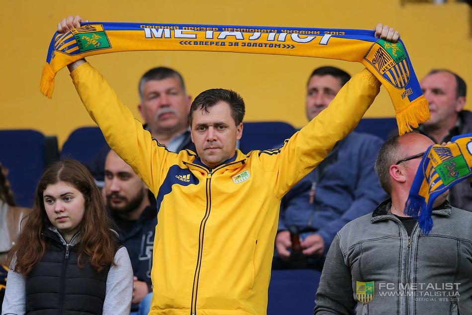 Новый футбольный клуб создали в Харькове