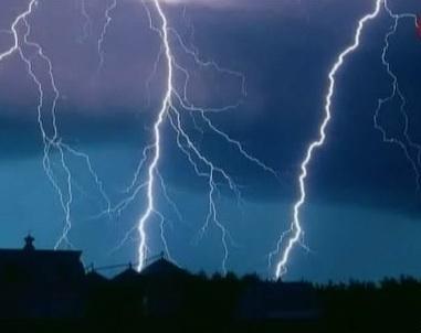 ЧП в Харькове: молния ударила в электроподстанцию (фото, дополнено)