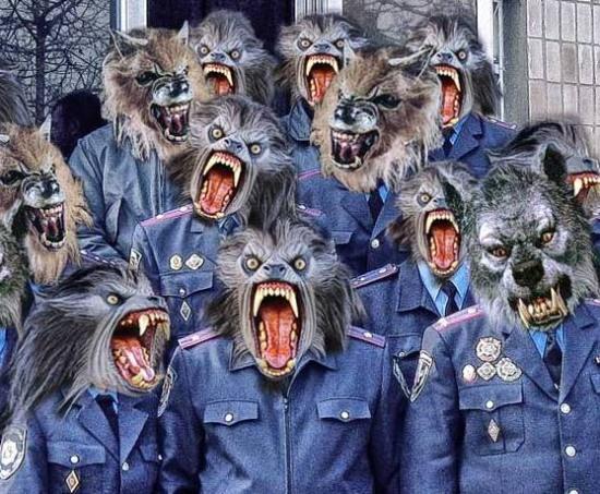 Харьковские правоохранители застряли на сомнительном пути