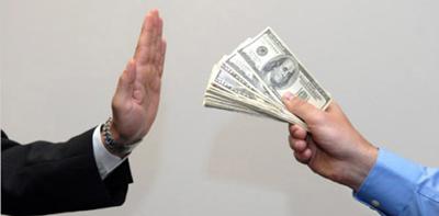 Харьковчанин отказался от больших денег