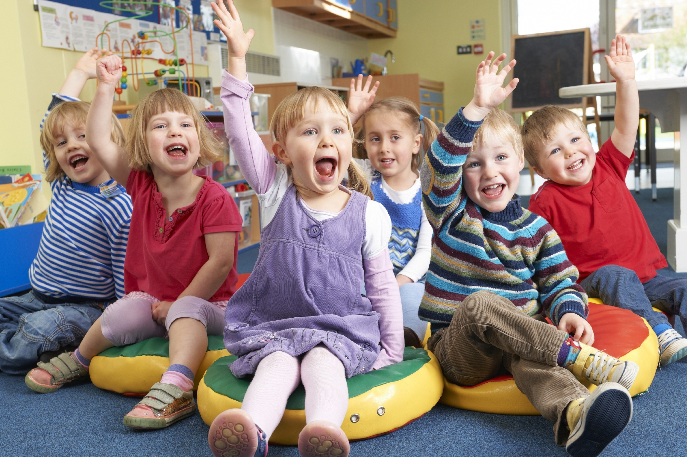 Детские сады берут штурмом на Харьковщине