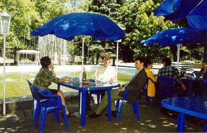 Городские парки оставят без алкоголя