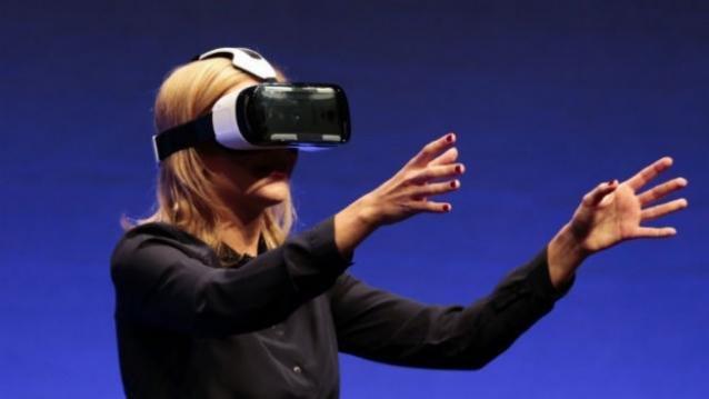 Украинские политики попали в виртуальный мир