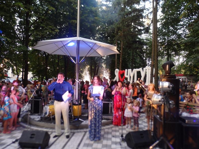 Уникальный сквер появился на Харьковщине (ФОТО, ВИДЕО)