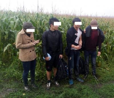 В Харьков пытались проникнуть чужаки