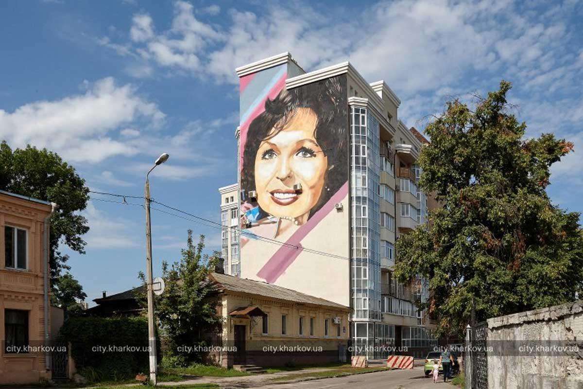 Наталья Фатеева: Очень приятно, что в Харькове мне сделали такой подарок