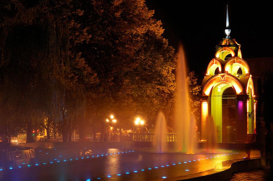 Харьковские здания закодируют