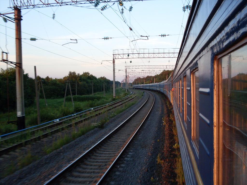 Харьковчане возмущены состоянием поездов