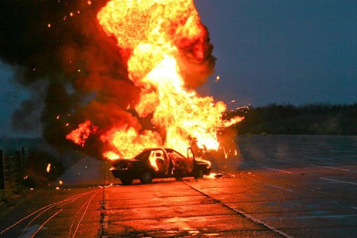 Взрывы напугали харьковчан (ФОТО)