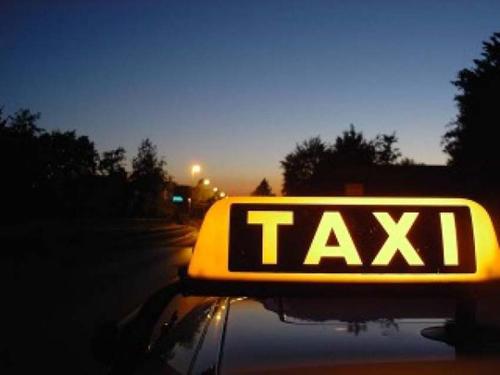 В Харькове напали на таксиста (фото)