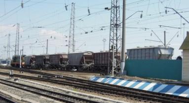 На Харьковщине разбирают железную дорогу