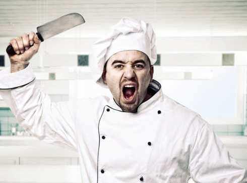 Безумный повар наказал жительницу Харьковщины