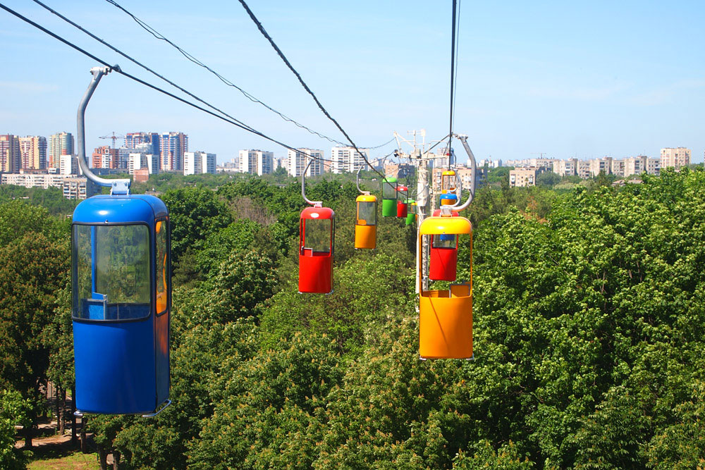 Необычный транспорт придумали в Харькове