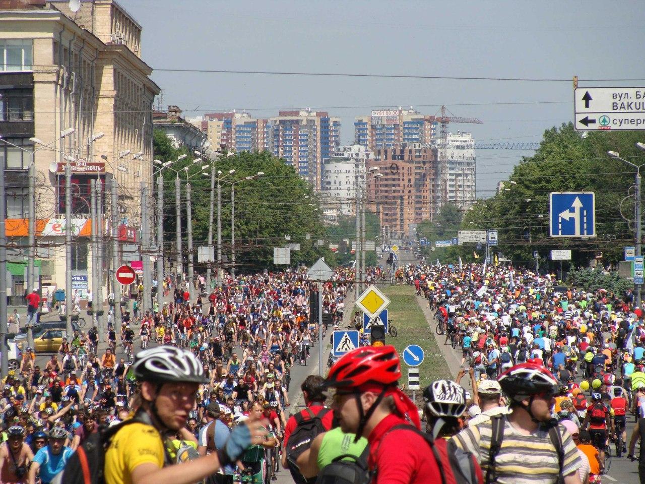 В центре Харькова на день перекроют движение