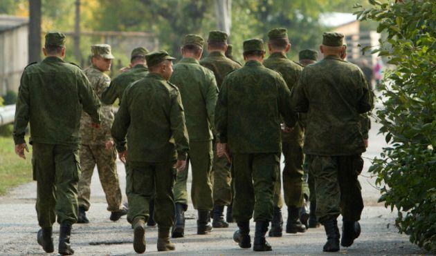 Тысячу парней отправят из Харькова восвояси