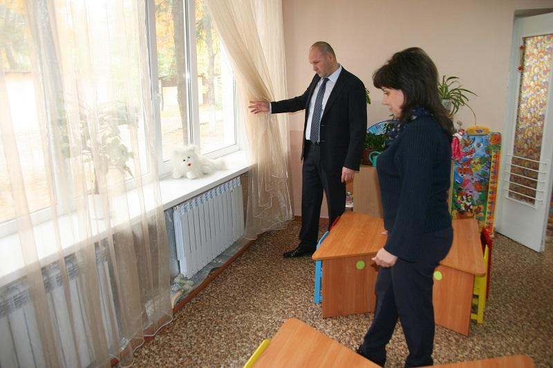 Систему отопления модернизировали в одном из детских садов Харькова