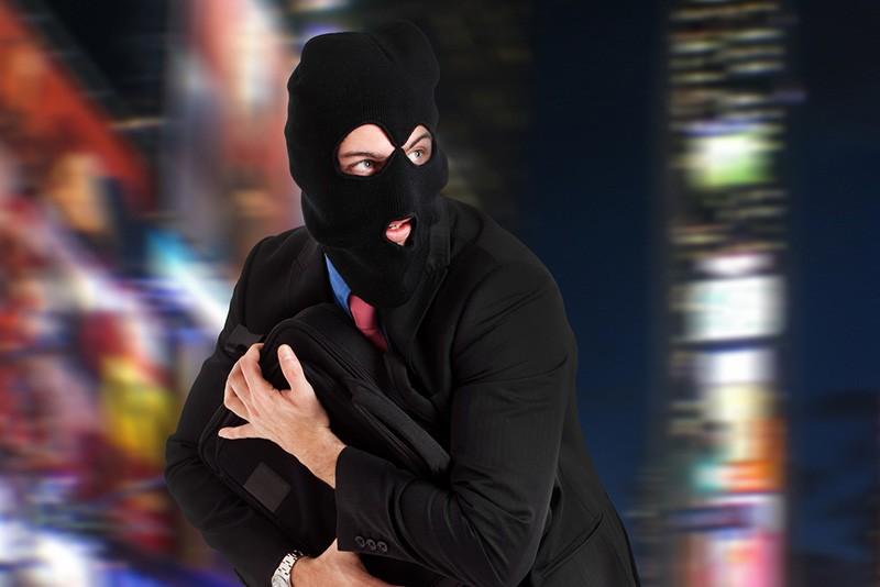 Ночной гость наказал бизнесмена