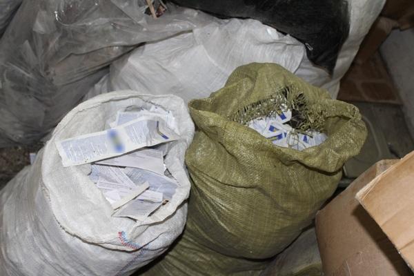 На Харьковщине торгуют поддельными лекарствами (ФОТО)