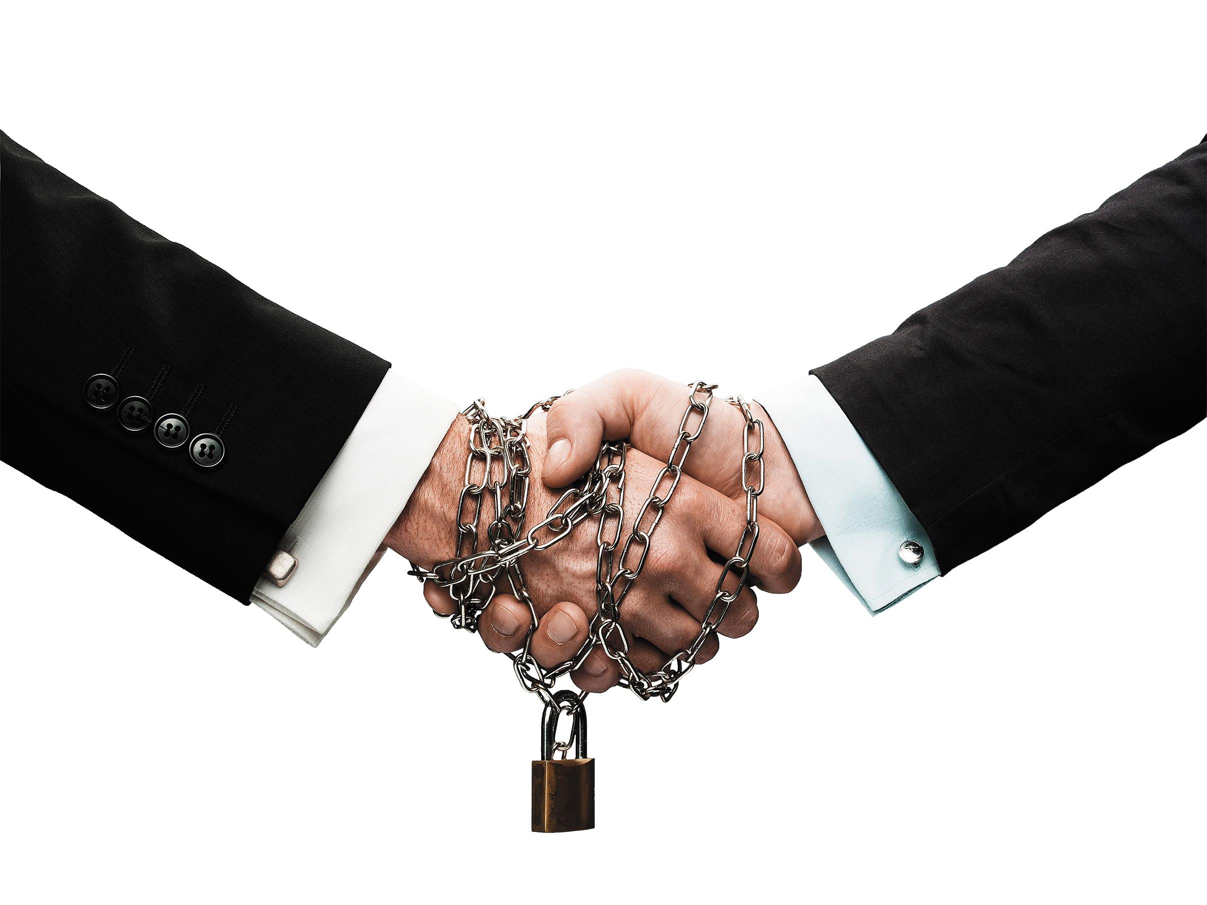 Харьковщина погрязла в коррупции