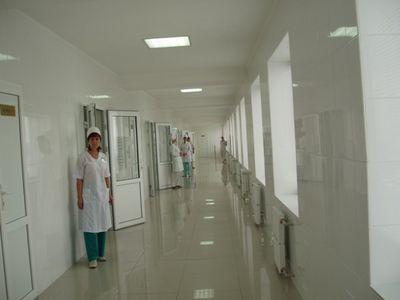 Харьковская областная больница не принимает пациентов