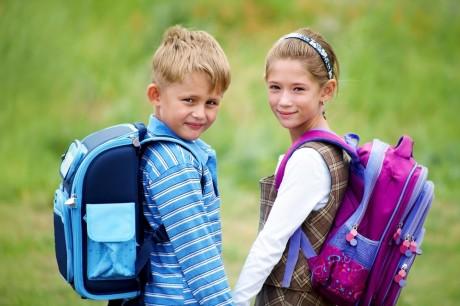 Дети добровольно несут в школы богатство