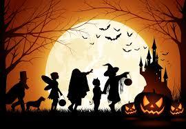 Хэллоуин в Харьков пришел на два дня раньше