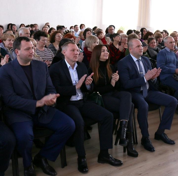 В Харькове отметили соцработников