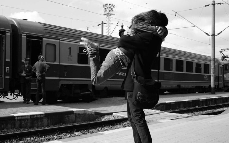 Харьковский поезд перевернул жизнь девушки