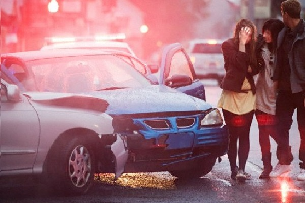 Смертельная авария в Харькове (ФОТО)