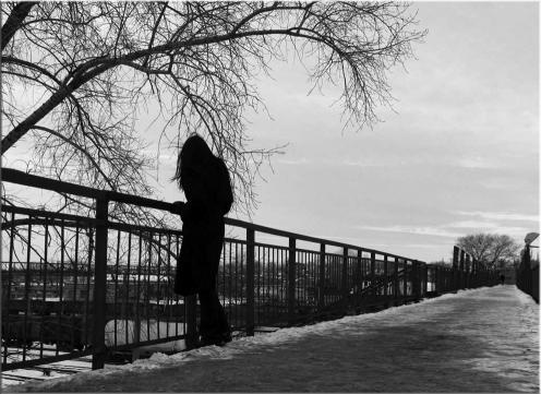 Одинокая студентка нашла себе приключений на Харьковщине