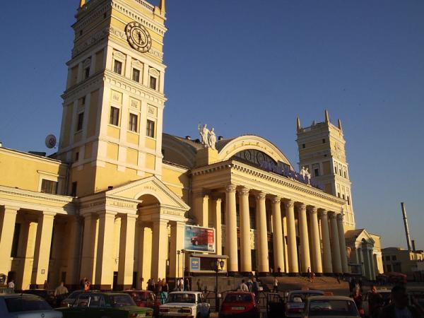 Харьковчане подхватили песенный флешмоб (ВИДЕО)