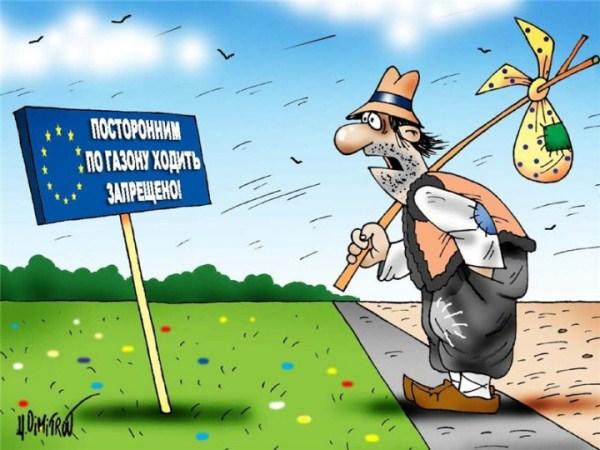 Европа боится Украину - эксперт (ИНФОГРАФИКА)