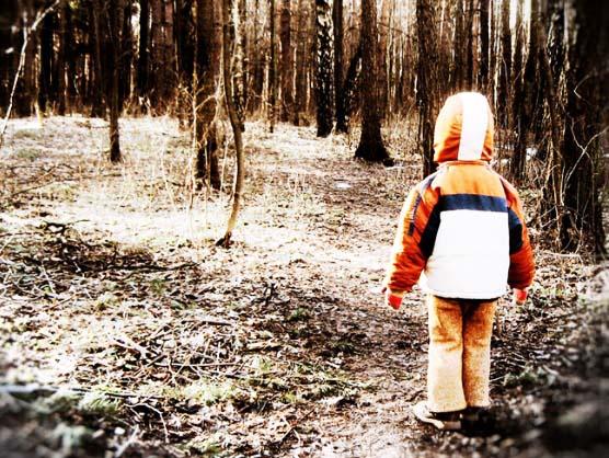 Дети массово исчезают на Харьковщине