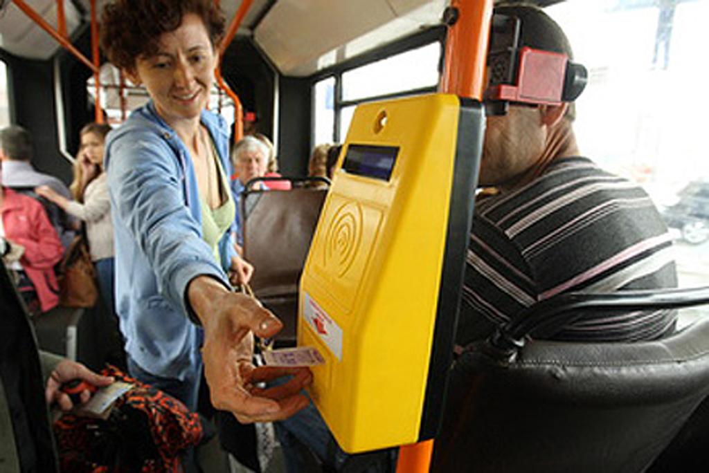 Новшества хотят ввести в общественном транспорте Харькова
