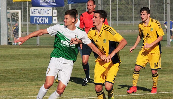 Харьковский футболист признался в организации договорняка (ВИДЕО)