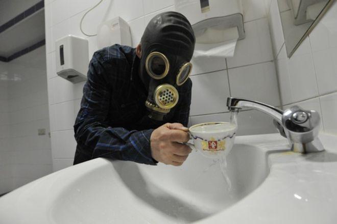 В Харькове в воде нашли кишечную палочку