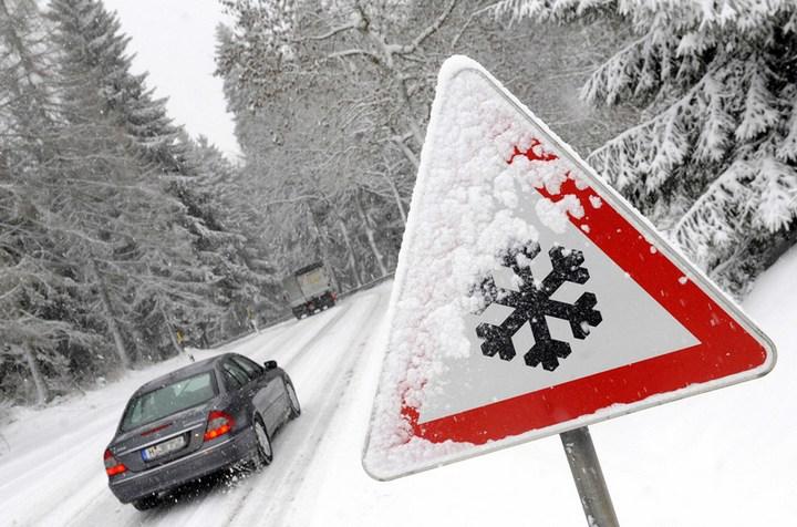 Зима в Харькове началась с неприятностей (ФОТО)