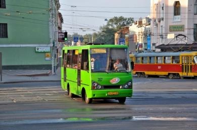 Харьковских автоперевозчиков серьезно озадачили