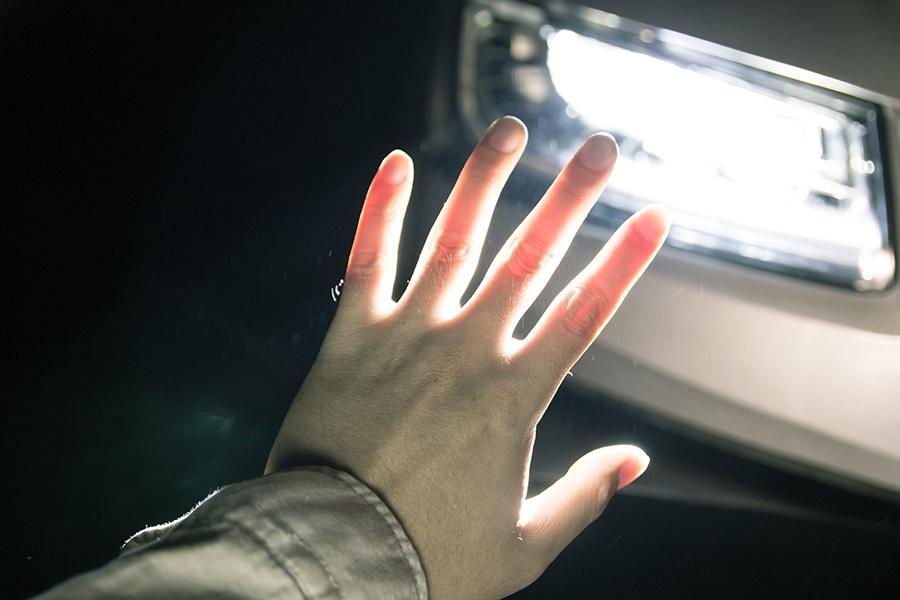 Страшная авария под Харьковом. Машину разрезало на части (ФОТО)