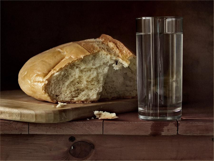 Харьковчан посадят на хлеб и воду