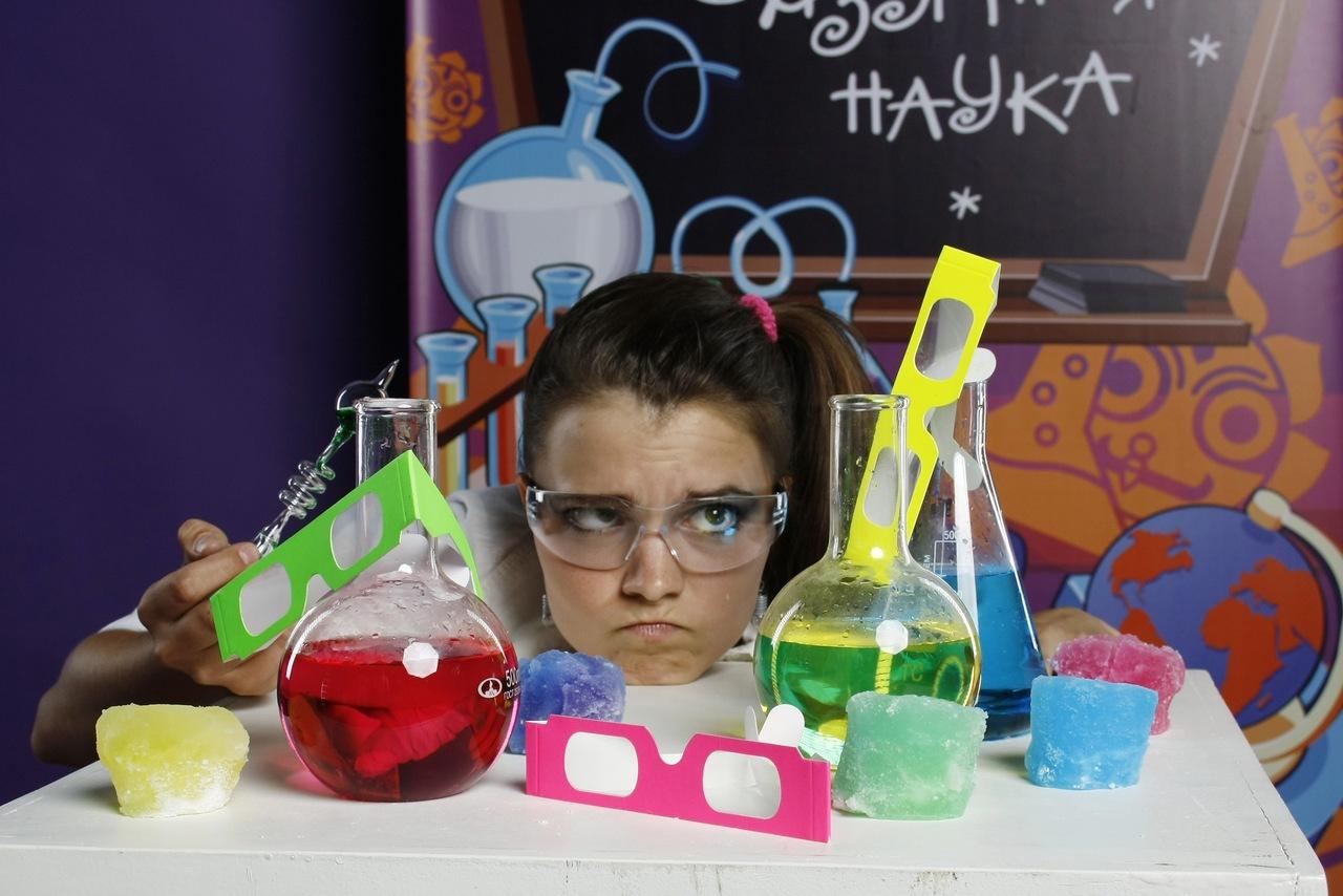 Салтовская школьница опозорила химичку на весь город