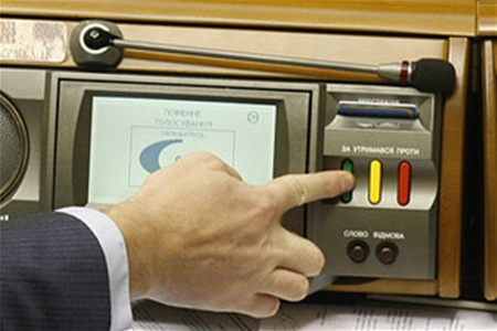 Как голосовали нардепы-харьковчане за государственный бюджет