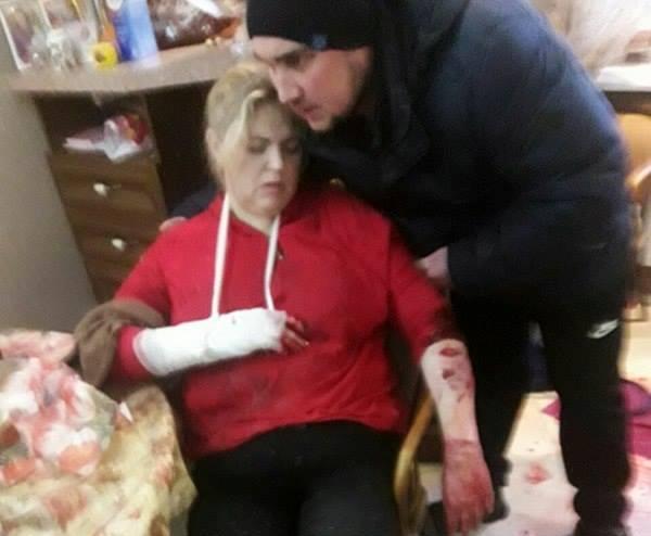 Ужасное происшествие в Харькове. Медики спасают ребенка (ФОТО)