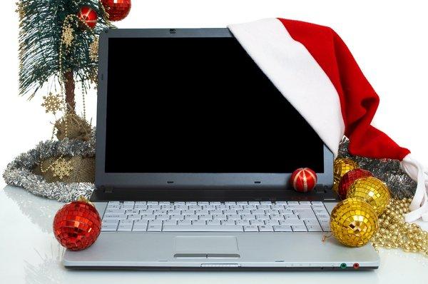 Интернет поможет встретить Новый год